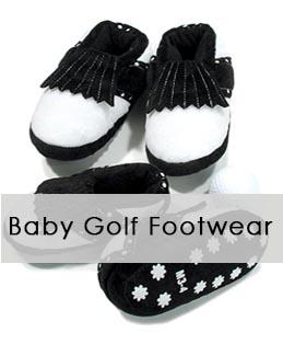 Baby Golf Shoes & Footwear