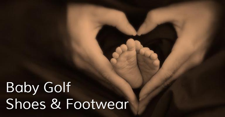 Baby Golf Shoes & Footwear