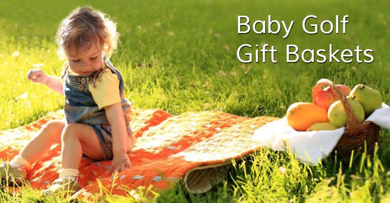Baby Golf Gift Baskets