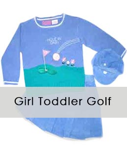 Girl Toddler Golf Gifts
