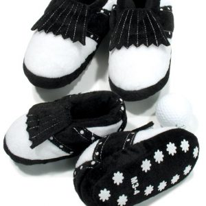 Baby Boy Golf Slippers