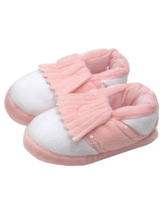 Shop our popular baby girl slippers for ages 0 - 24 months old. Robeez flexible, soft-sole slippers will help your girl develop healthy feet. Shop for newborns, infants and toddlers today.