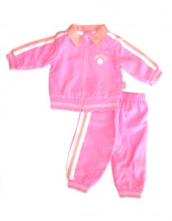 Baby Golf Girl Jogging Set