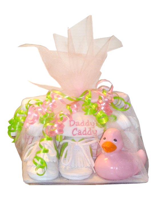 Baby Golf Gift Basket