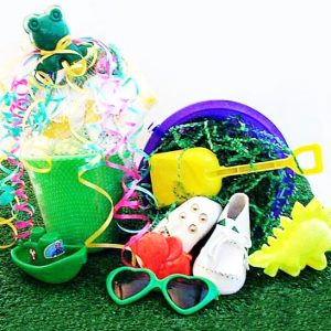 Baby Golf Summer Training Gift Basket