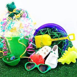 Baby Golf Summer Training Gift Basket