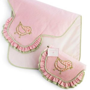 Baby Girl Golf Changing Mat