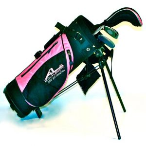 Girl Toddler Golf Club Set