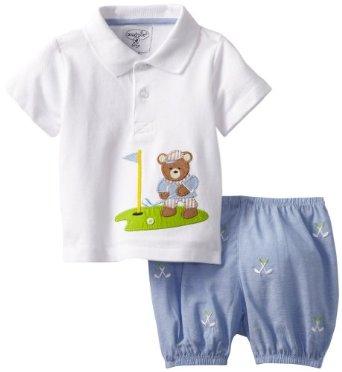 mudpie golf ing bear modeled